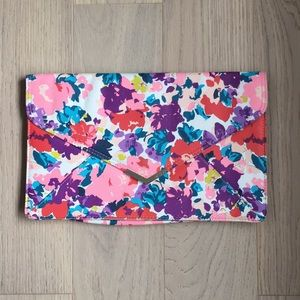Colorful and fun clutch